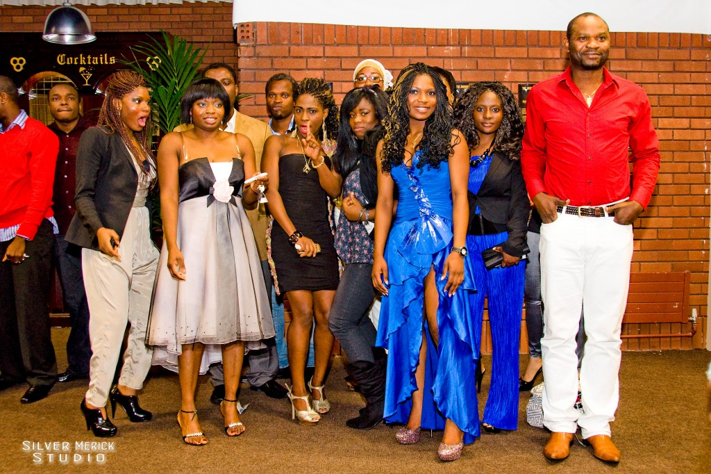 Cross Section Team Nollywood Ireland in 2011